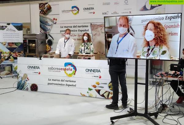 La Palma logra en Madrid el reconocimiento a su estrategia como destino turístico y gastronómico