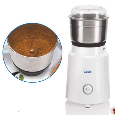 Small Mixer Grinder for Travelling 350 Watt - Portable