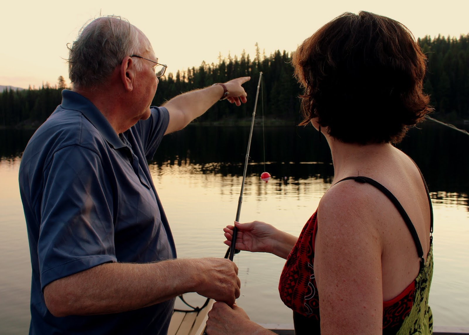 The Murray Chronicles : Fishing on Idabel Lake
