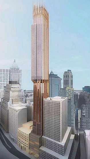 The ElectricWeb Network SuperTall Residential Skyscraper