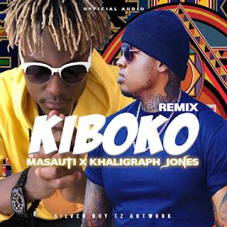 "Download Mp3 Music Audio | Masauti X Khaligraph Jones – KIBOKO REMIX | New Song  Official, Lyrics, Beat, Beats,Instrumental, Free, Tanzania, Music, New Music, Mziki Mpya Wa, Muziki ""MASAUTI"" starts the new year a high note as he presents his debut single of 2019 he tagged ""KIBOKO REMIX"" Listen And share"