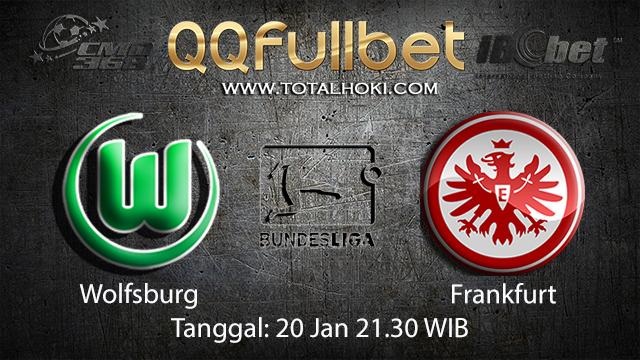 PREDIKSIBOLA - PREDIKSI TARUHAN BOLA WOLFSBURG VS FRANKFURT 20 JANUARI 2018 ( GERMAN BUNDESLIGA )