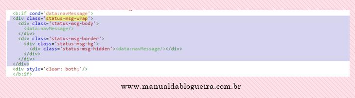 personalizar mostrando postagens com marcador