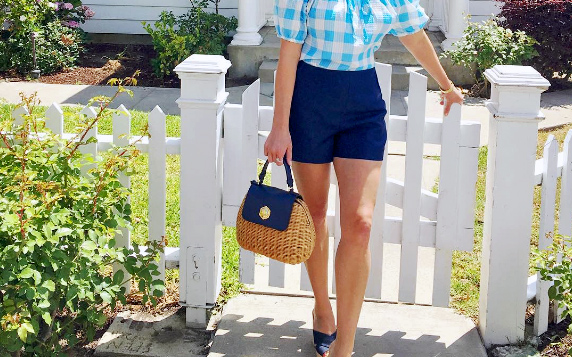 reese witherspoon draper james, the best wicker handbags