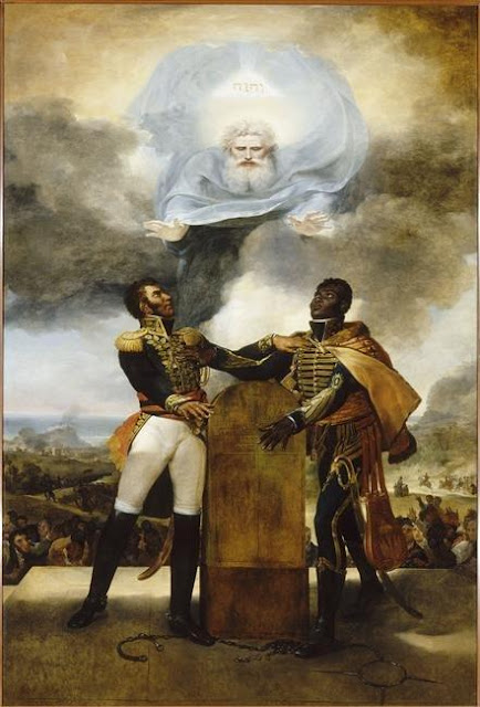 """I was born a slave, but nature gave me the soul of a free man."" Haiti's Independence in 1804"