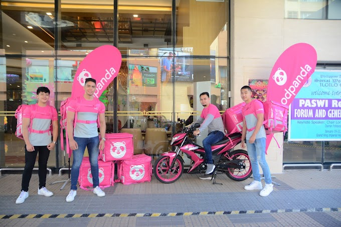 foodpanda, the biggest online food ordering and delivery service in the Philippines, has finally landed in the city of Iloilo