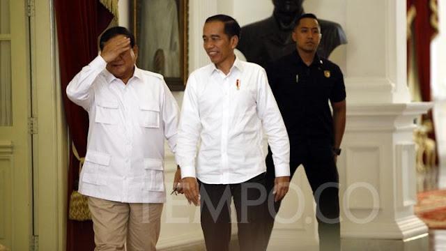 Sulit Membayangkan Partai Gerindra Memuji Presiden Jokowi Setiap Hari