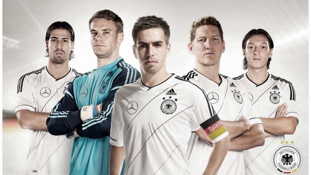 Squad Team Jerman