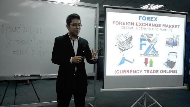 Presenter Mr. Christopher Ivan Dizon