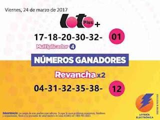 numeros-ganadores-loto-plus-viernes-24-3-2017