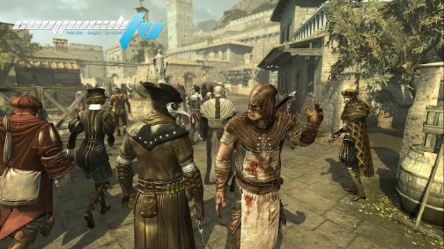 Expansión DaVinci Bonus Disc Unleashed DLC Brotherhood