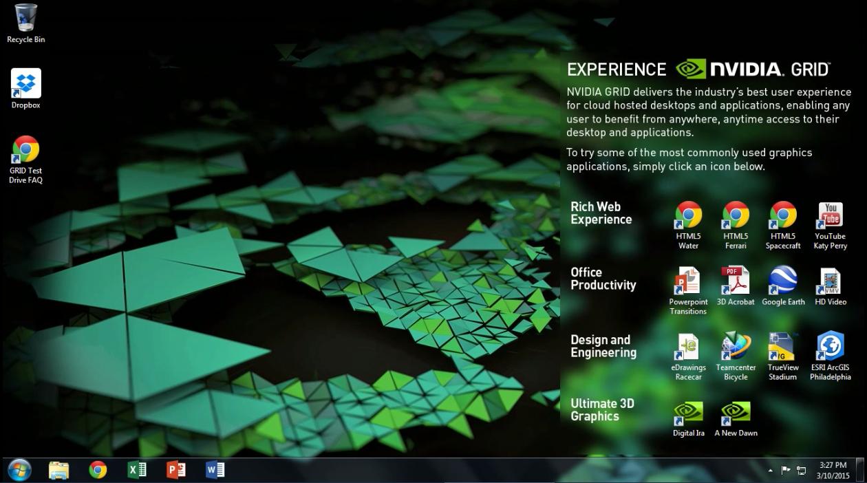 ArcGIS Pro on NVIDIA DaaS