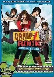 Camp Rock - Download English Movie In Hindi 2008