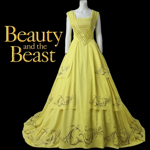 15 Best Princess Belle Beauty And The Beast Wedding Dress For Brides