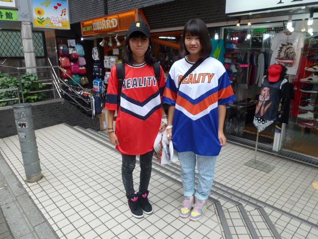 girl friends shibuya