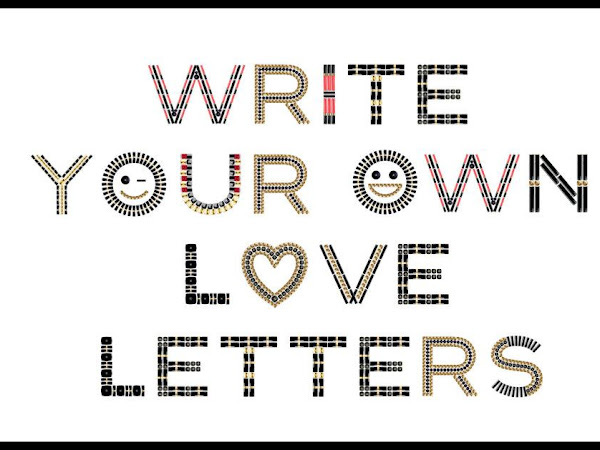 Write a CHANEL Love Letter