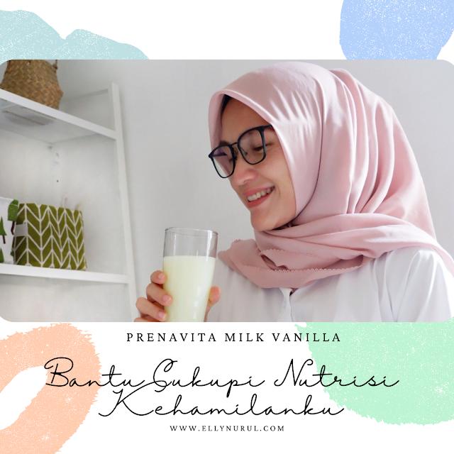 prenavita milk vanilla