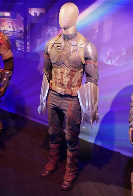 Avengers Infinity War Captain America Nomad costume