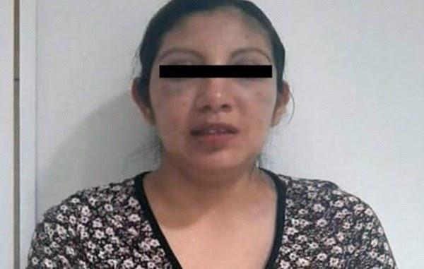 Arrestan a mujer que g0lpeaba a su bebé de 3 meses en EdoMéx.