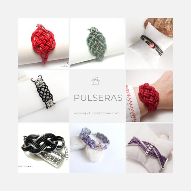 pulseras-cuero
