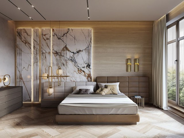 210+ Bedroom interior designs that will make you fall in love