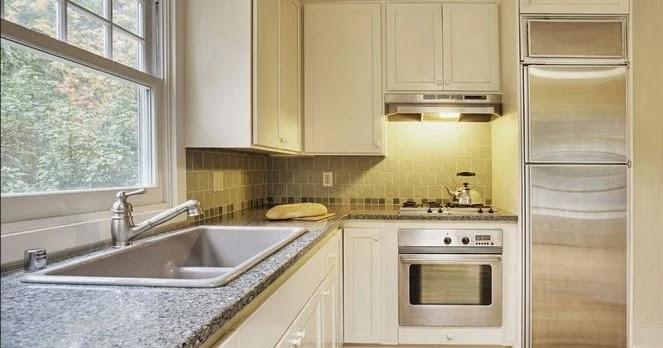 13 Desain Dapur Sederhana Dan Rapi Untuk Rumah Kecil Minimalis