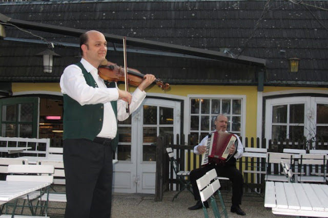 Wenen muziek in Grinzig