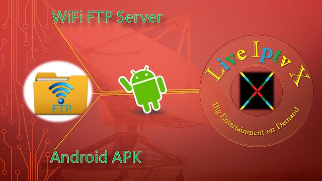 WiFi FTP Server APK
