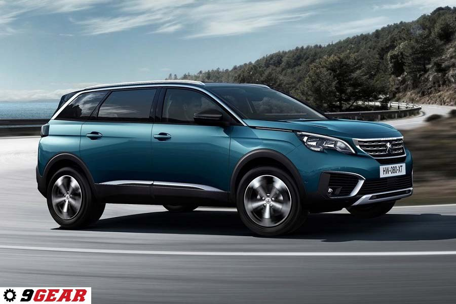 Car Reviews | New Car Pictures for 2018, 2019: PEUGEOT 5008 SUV ...