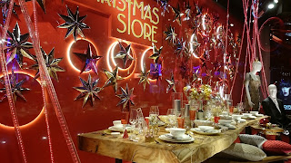 Christmas at Tangs Shopping Mall Singapore
