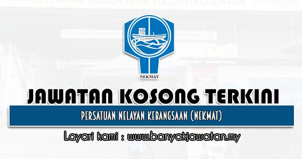 Jawatan Kosong 2021 di Persatuan Nelayan Kebangsaan (NEKMAT)