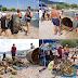 Ο Όμιλος Αυτοδυτών Λουτρακίου – Loutraki Dive Club ανέλκυσε 396 κιλά ανθρώπινης ρύπανσης στον Κόρφο Κορινθίας