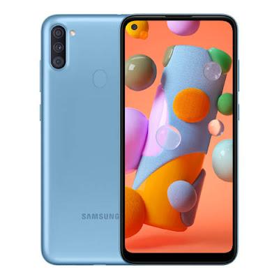سعر و مواصفات هاتف جوال Samsung Galaxy A11