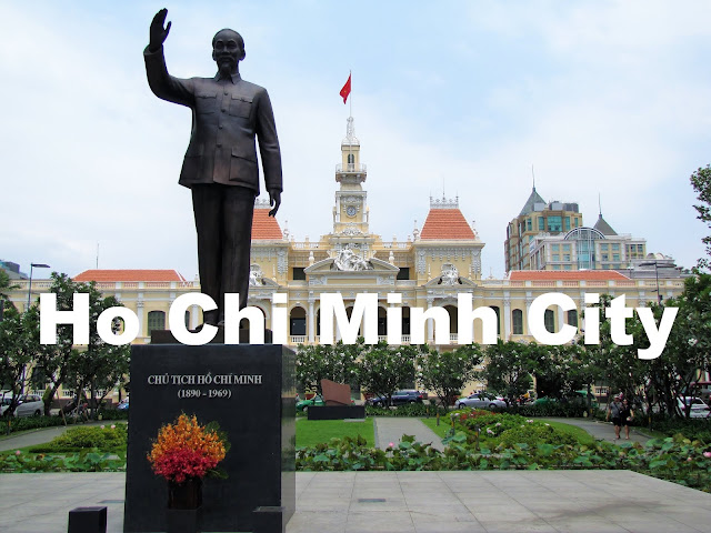 city hall saigon ho chi minh vietnam