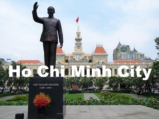 city hall saigon ho chi minh vietnam