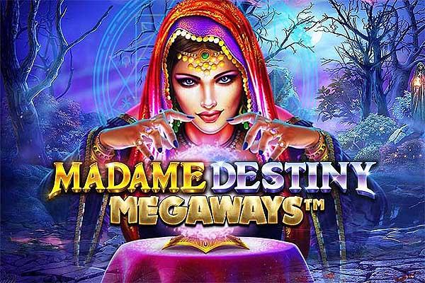 Main Demo Slot Online Madame Destiny Megaways (Pragmatic Play)