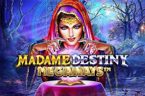 Main Slot Gratis Madame Destiny Megaways (Pragmatic Play) | 96.67% RTP