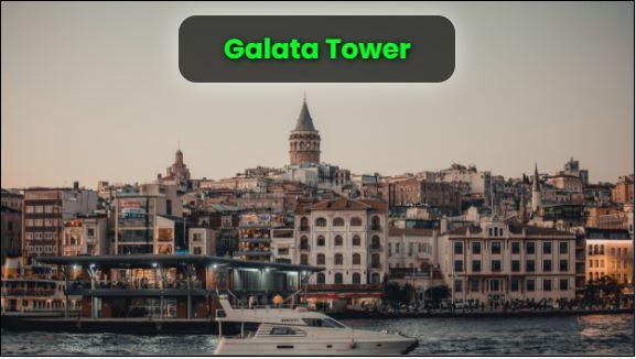 Galata Tower 2020