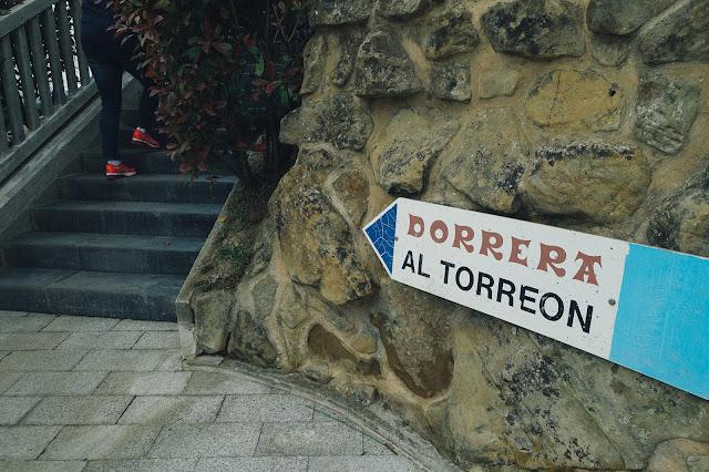モンテ・イゲルド塔(Torreón del Monte Igeldo)