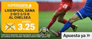betfair supercuotas supercopa europa Liverpool vs Chelsea 14 agosto 2019