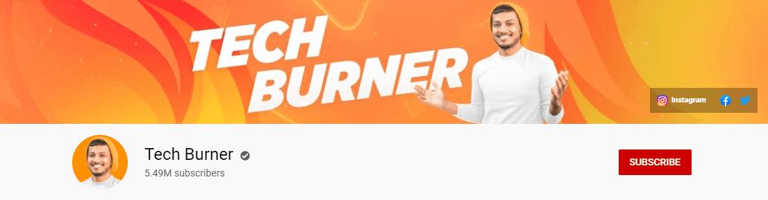Tech Burner
