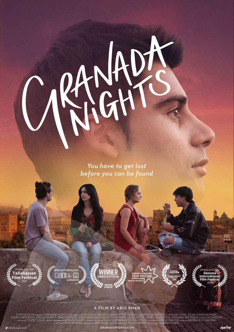 granada nights poster