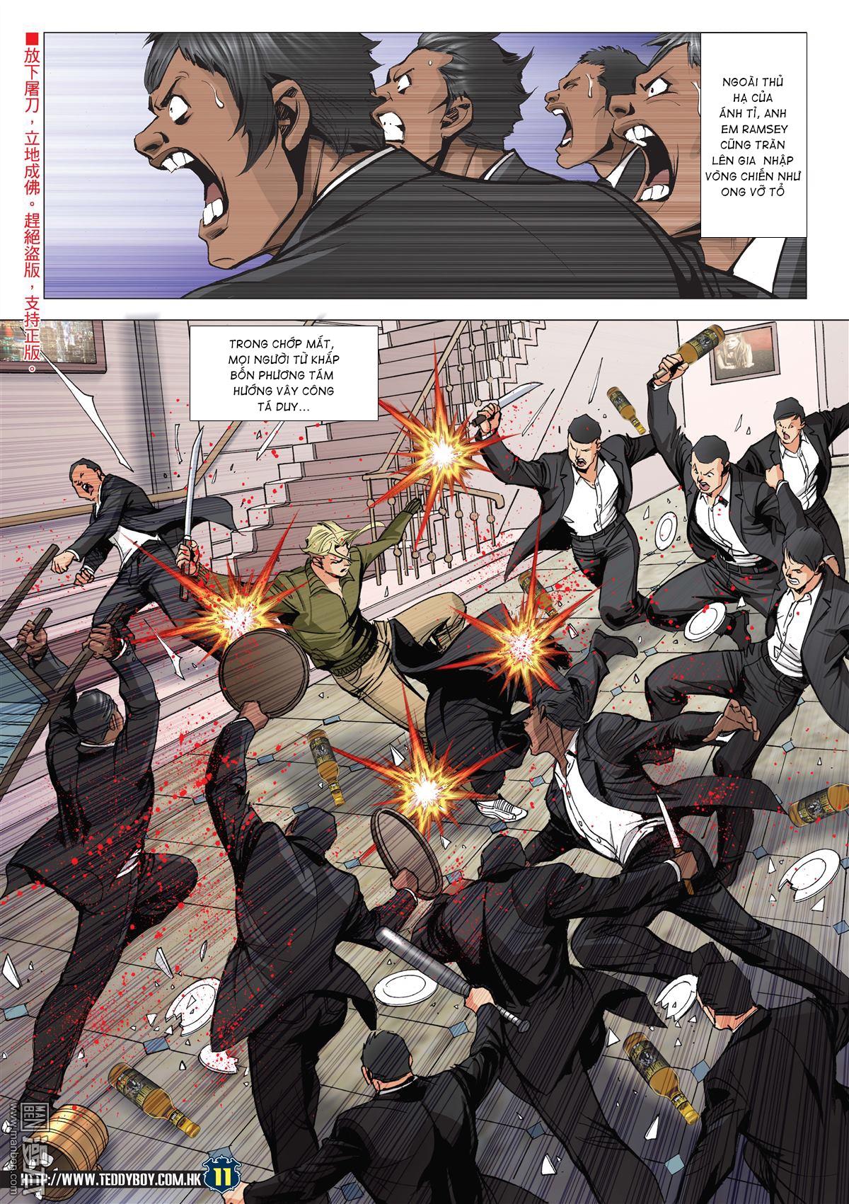 Người Trong Giang Hồ RAW chap 2072 - Trang 10