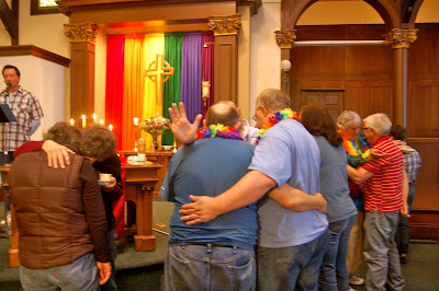 Baptist Churches allowing openly gay leaders