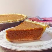April's Pumpkin Pie