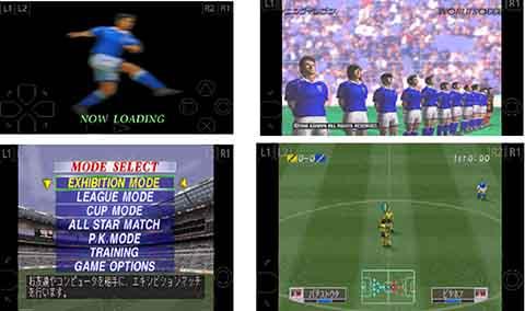تحميل لعبة Winning eleven 3 اليابانية للاندرويد