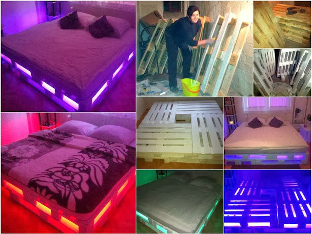 """Useful ideas For Recycled """"Wood Pallet"""" That Shows Functionality And Elegance"""