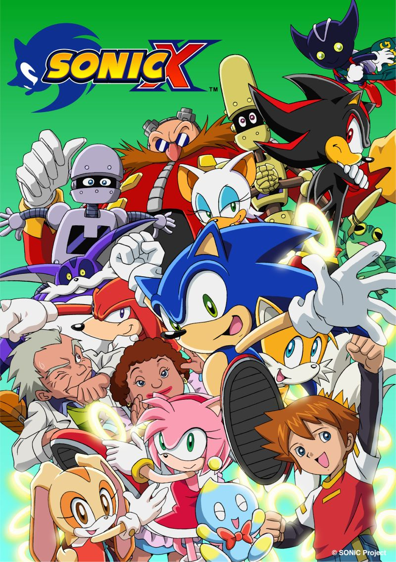 Nhím Sonic X