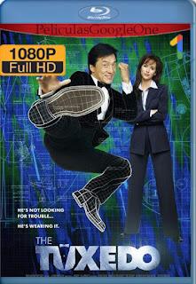 El Esmoquin (The Tuxedo) (2002) [1080p BRrip] [Latino-Inglés] [LaPipiotaHD]