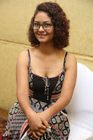 Actress Aditi Myakal Looks gorgeous in Sleeveless Deep Neck Top at Ami Tumi success meet ~  Exclusive 099.JPG